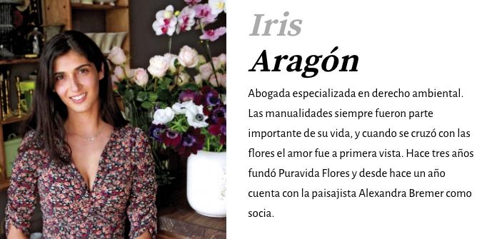 Muy personal Iris Aragón